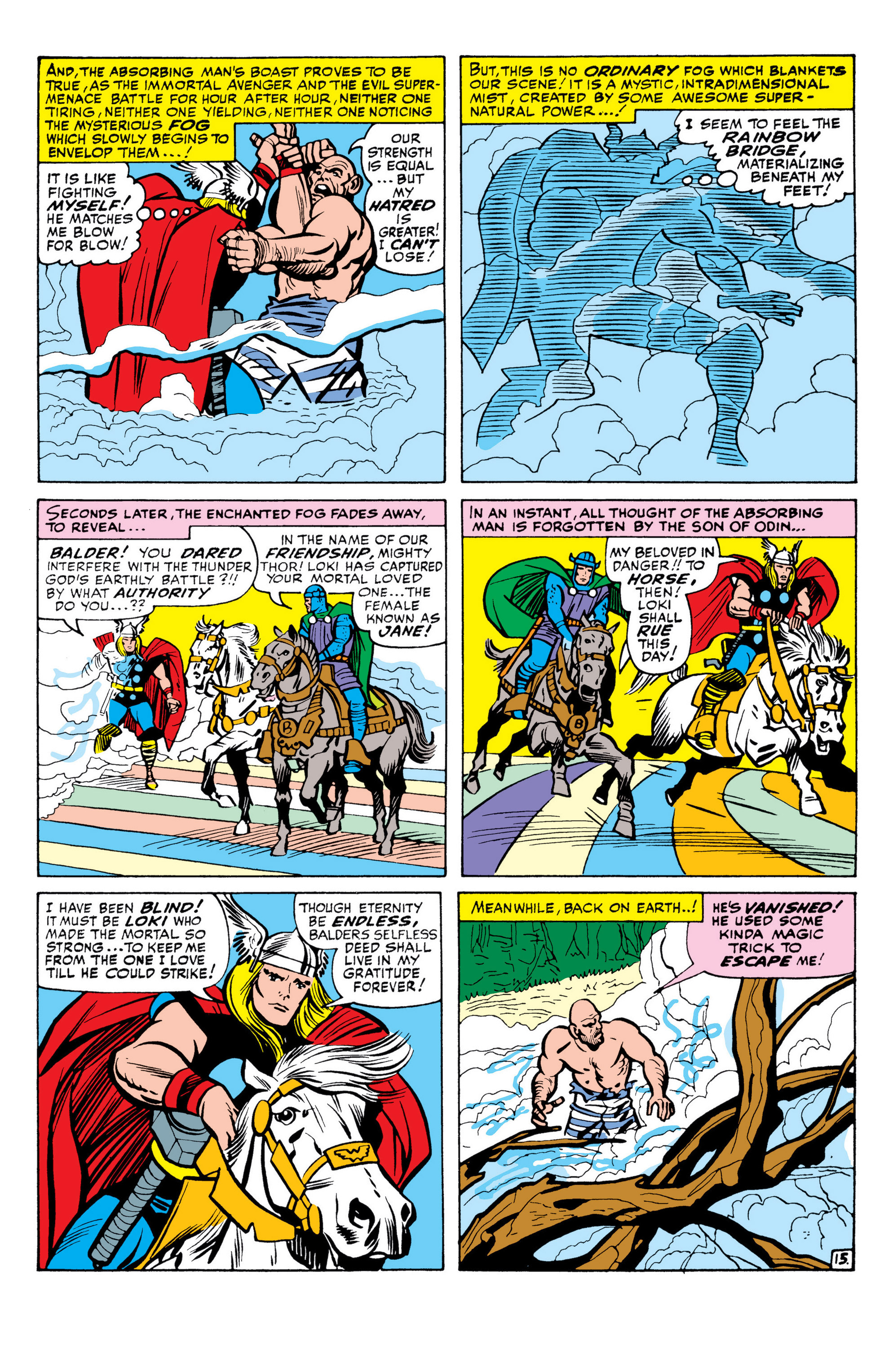 Thor Epic系列:当Titans Clash(2016): Chapter 1 - Page Thor Epic系列:当Titans Clash(2016)