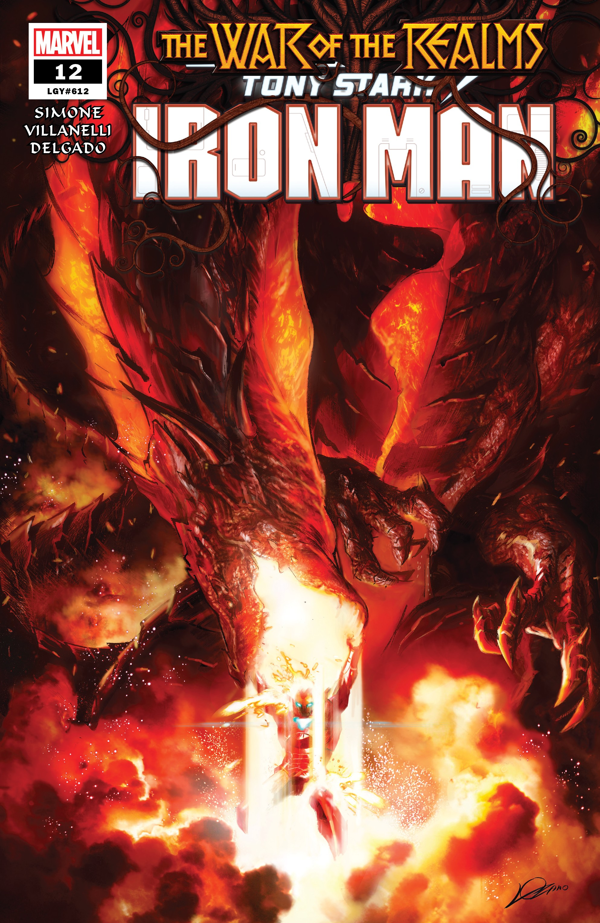 Tony Stark: Iron Man (2018-): Chapter 12 - Page 1