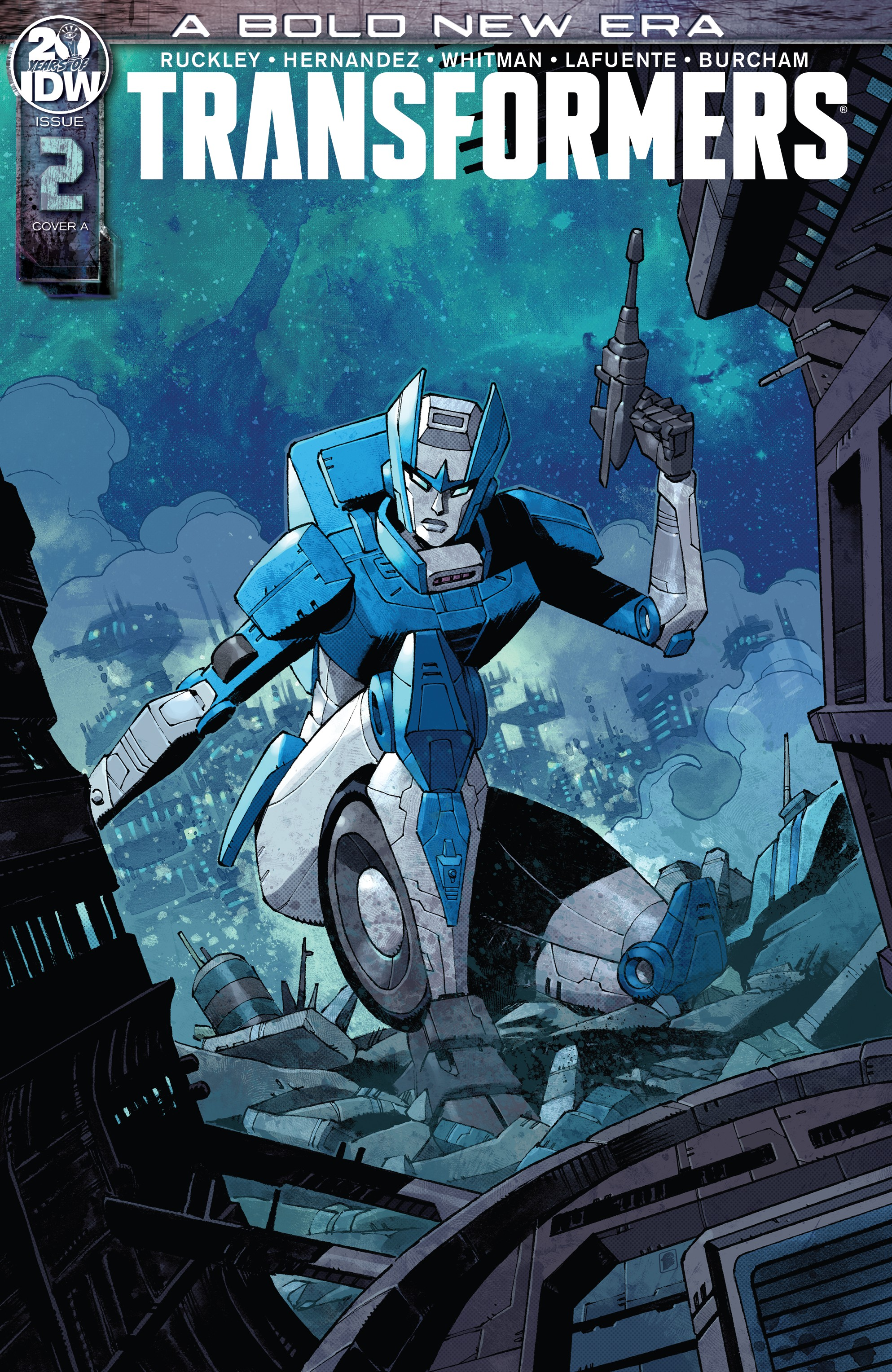 Transformers (2019-): Chapter 2 - Page 1
