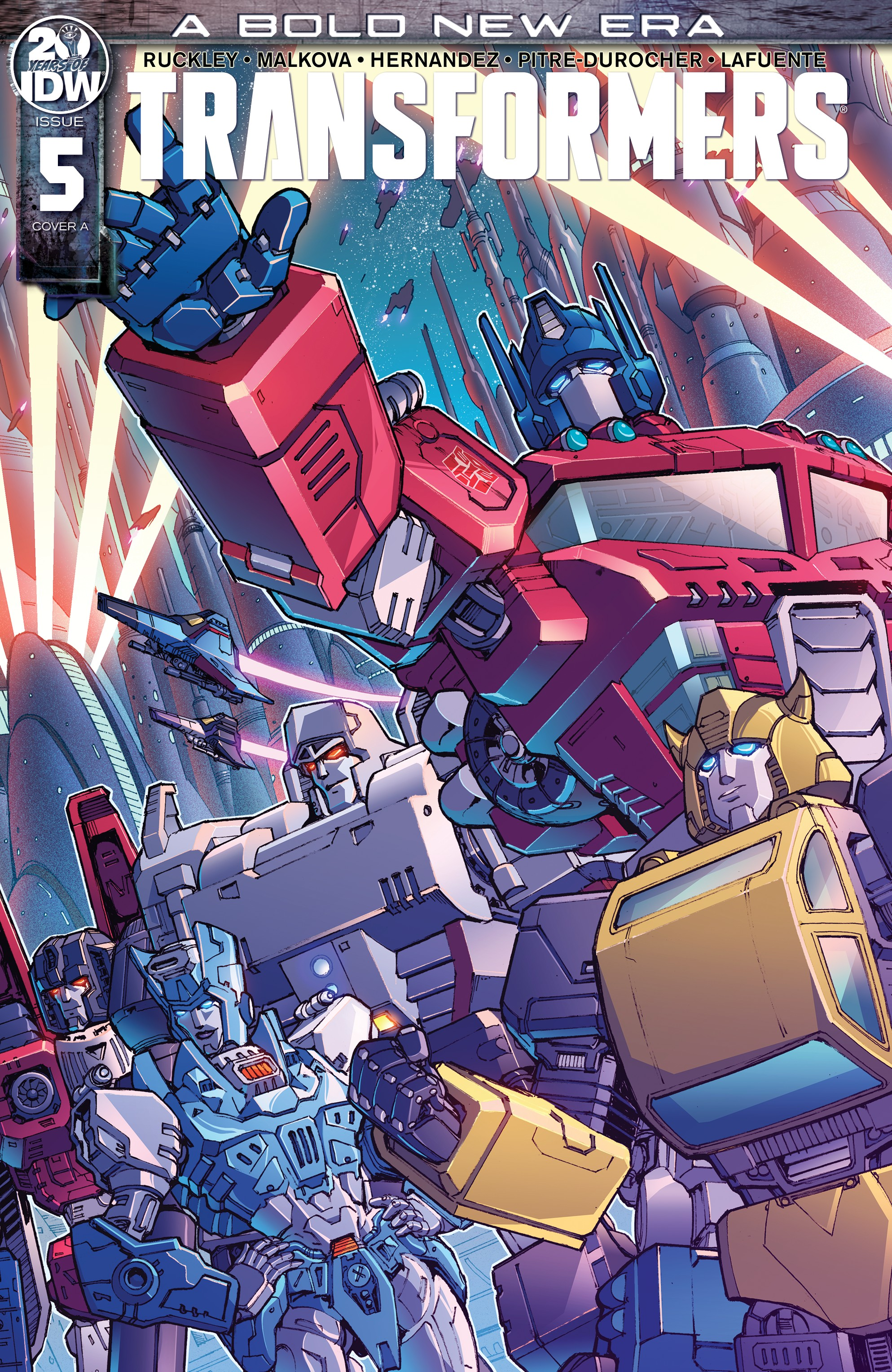Transformers (2019-): Chapter 5 - Page 1
