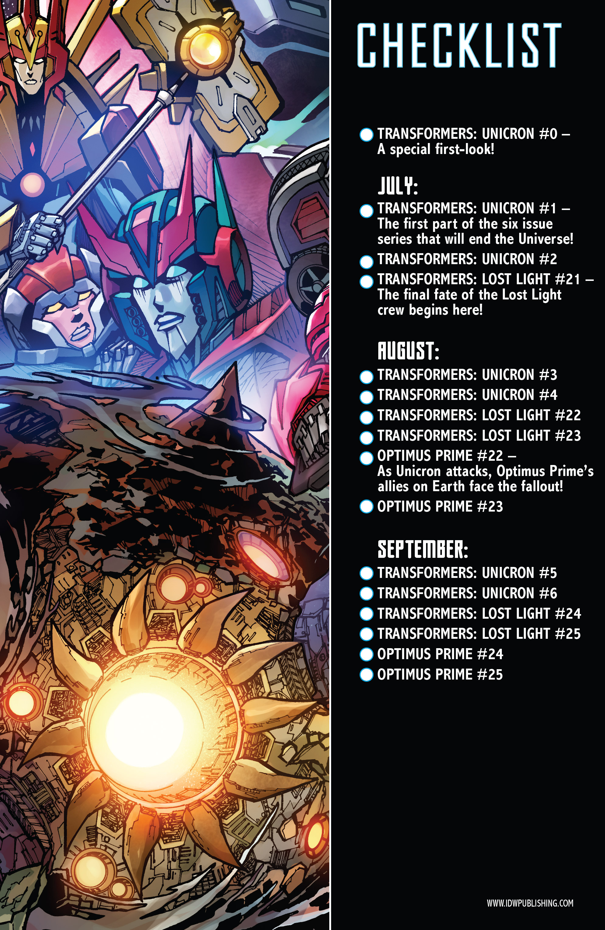 Transformers: Unicron (2018-) Chapter 0 - Page 28