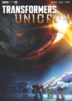 Transformers: Unicron (2018-)