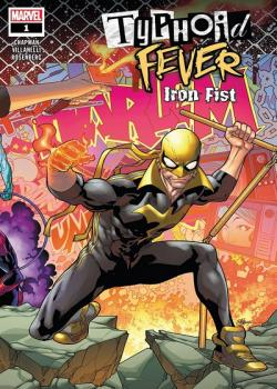Typhoid Fever: Iron Fist (2018)