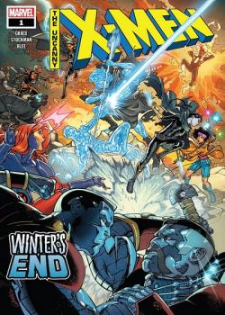 Uncanny X-Men: Winter's End (2019)