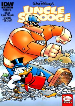 Uncle Scrooge (2015-)
