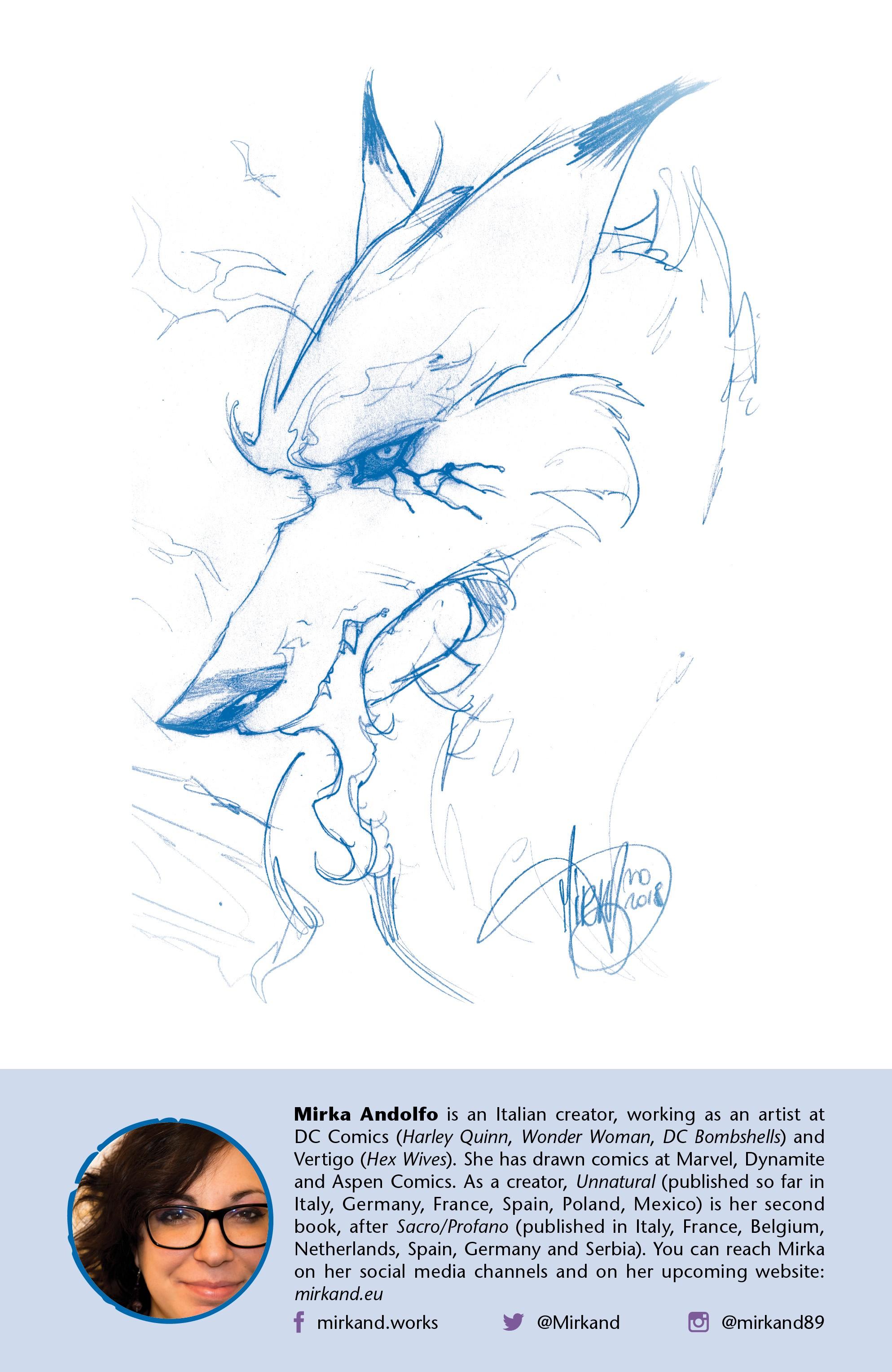 不自然(2018-): Chapter 8 - Page 不自然(2018-)