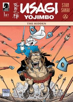 Usagi Yojimbo: The Hidden (2018-)