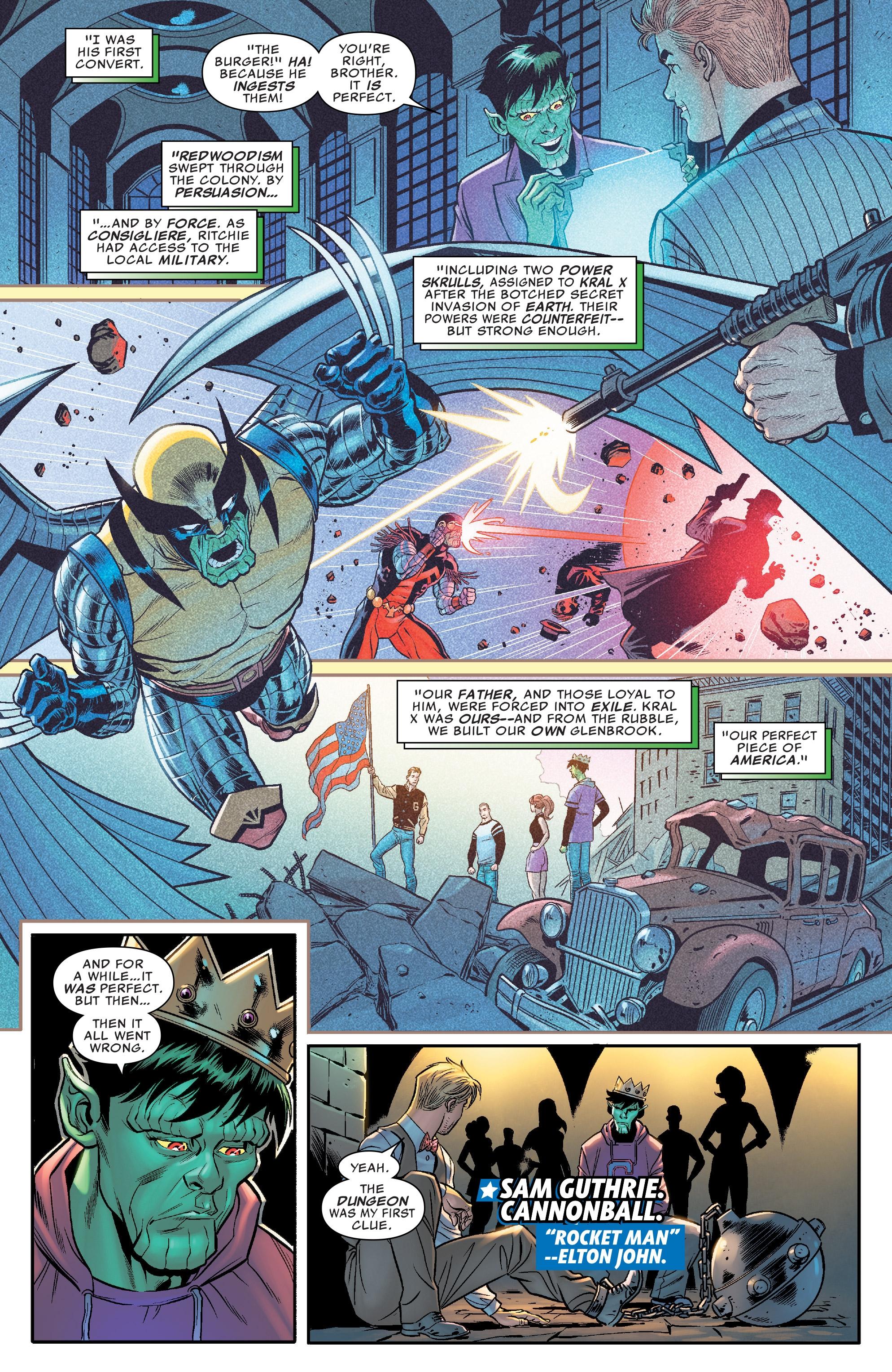 美国复仇者联盟(2017-): Chapter 12 - Page 美国复仇者联盟(2017-)