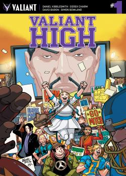 Valiant High (2017)