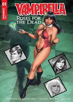 Vampirella: Roses For The Dead (2018-)