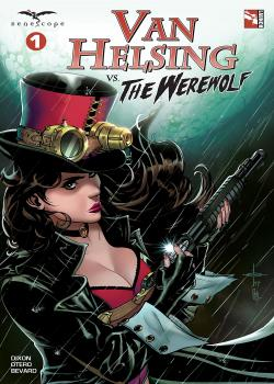 Van Helsing vs. The Werewolf (2017)