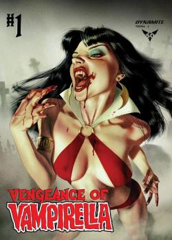 Vengeance of Vampirella (2019-)