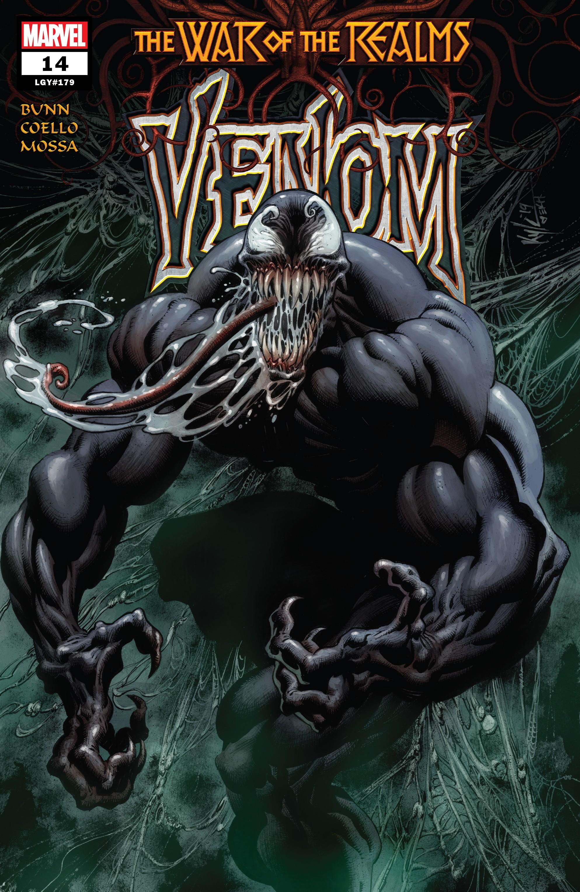 Venom (2018-): Chapter 14 - Page 1