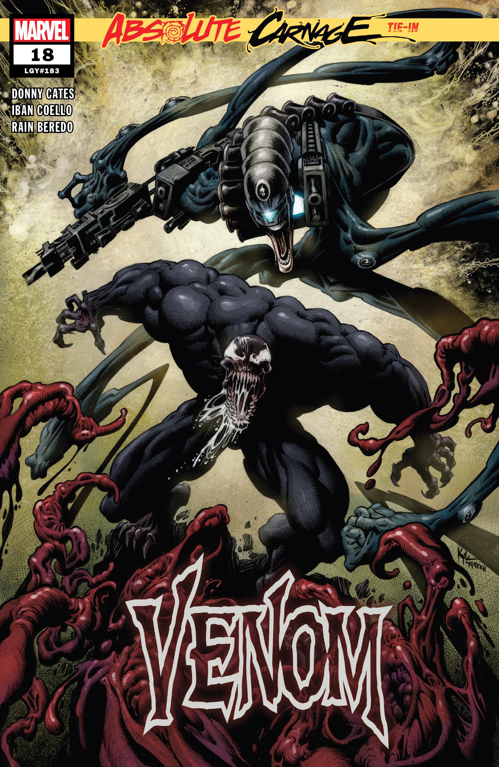 Venom (2018-) Chapter 18 - Page 1