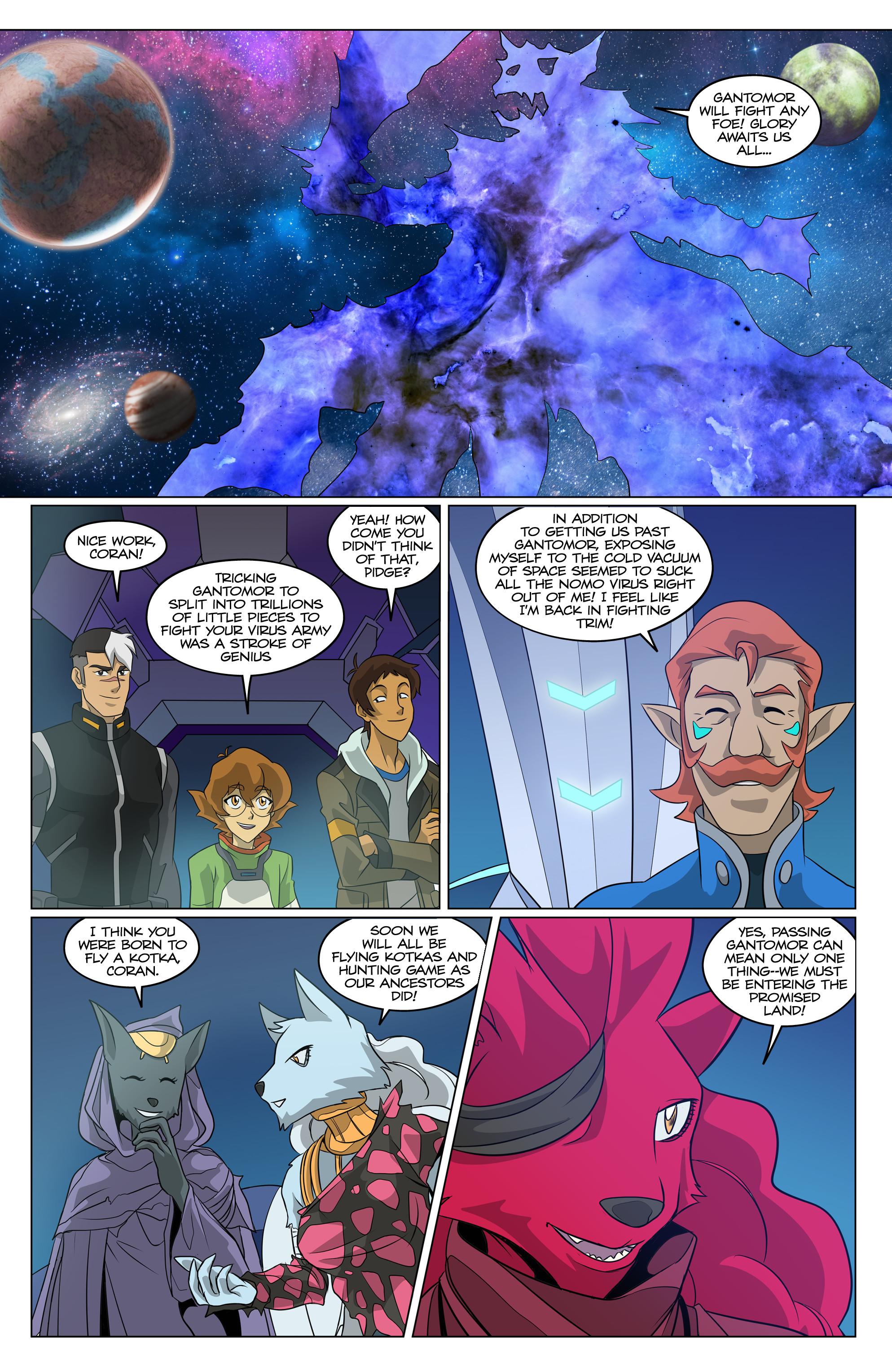 Voltron Legendary Defender Vol  2 (2017) Chapter 3 - Page 25