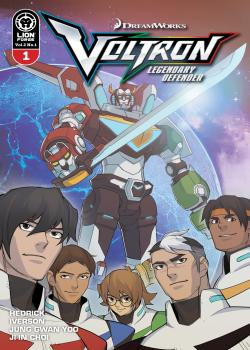 Voltron Legendary Defender Vol. 2 (2017)