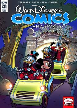 Walt Disney's Comics & Stories (1940-)