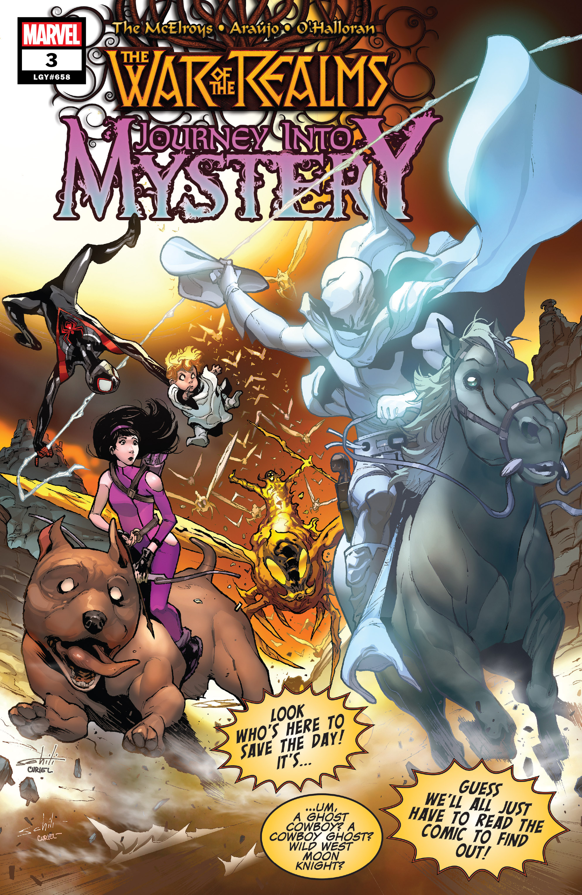 War Of The Realms: Journey Into Mystery (2019-): Chapter 3 - Page 1