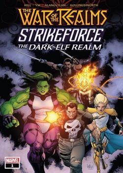 War Of The Realms Strikeforce: The Dark Elf Realm (2019)