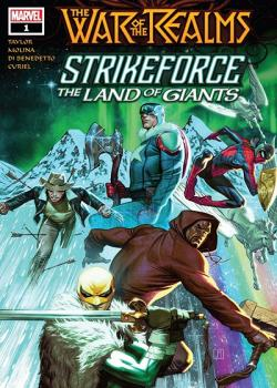 War Of The Realms Strikeforce: The Land Of Giants (2019)