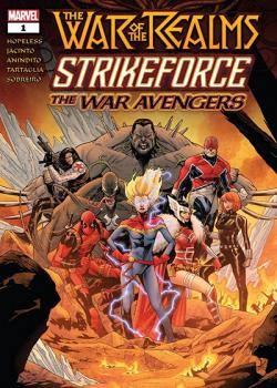 War Of The Realms Strikeforce: The War Avengers (2019)