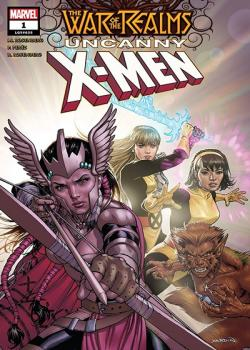 War Of The Realms: Uncanny X-Men (2019-)