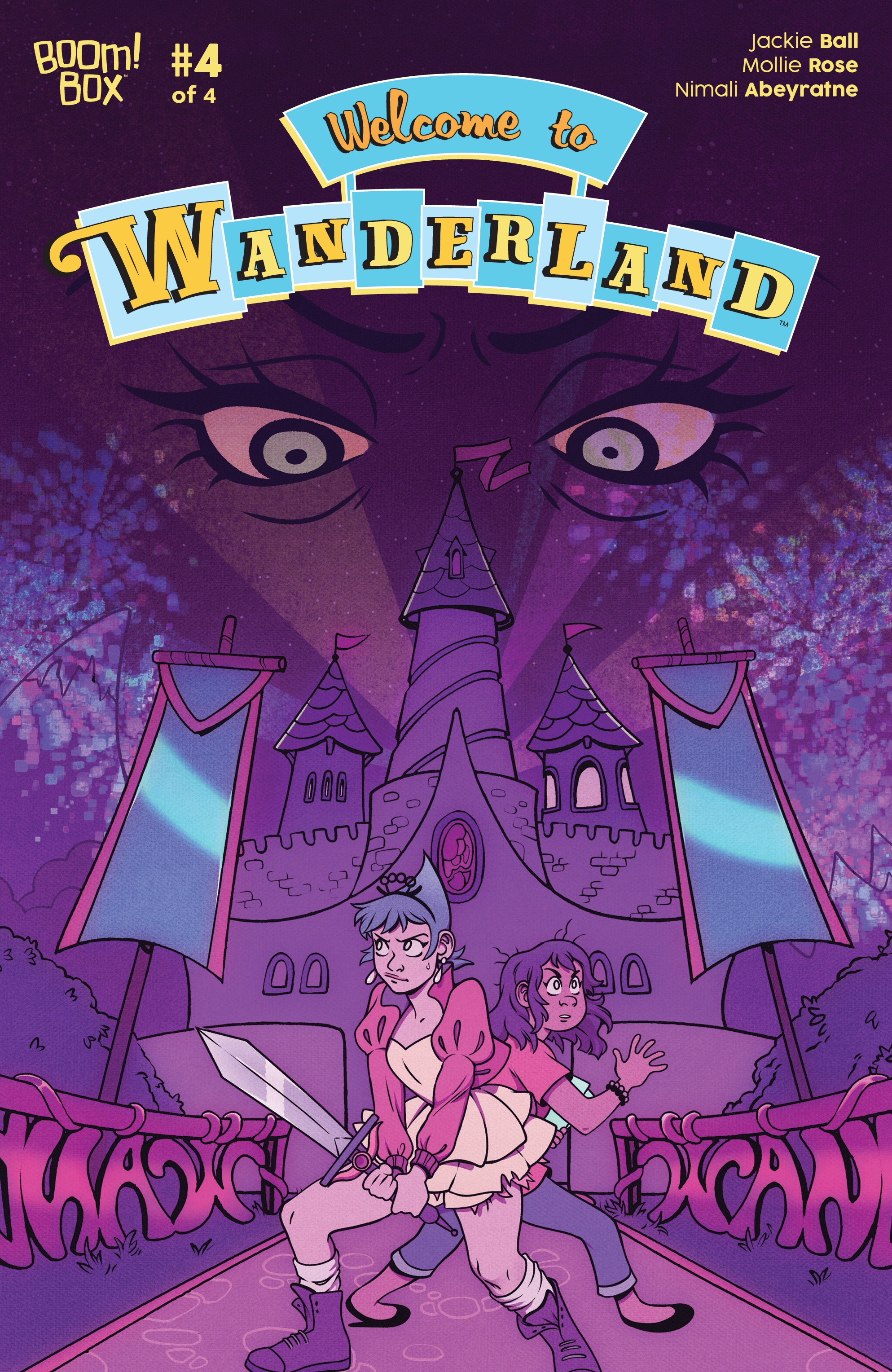 Welcome to Wanderland (2018-): Chapter 4 - Page 1