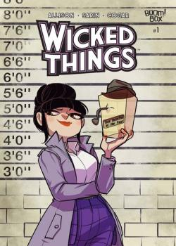 Wicked Things (2020-)