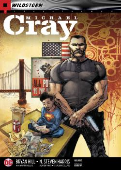 Wildstorm: Michael Cray (2017)
