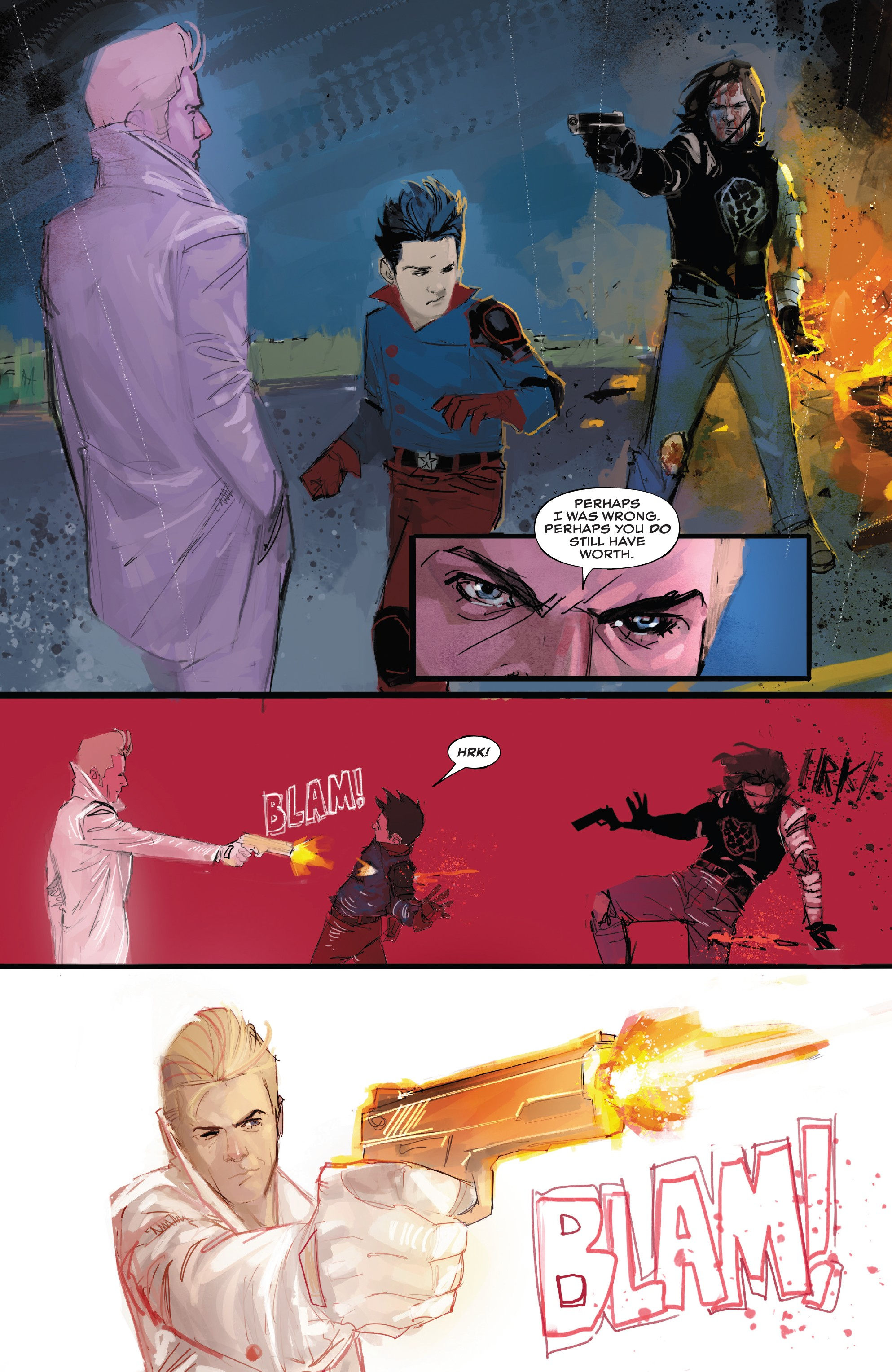 Winter Soldier (2018-) Chapter 2 - Page 20