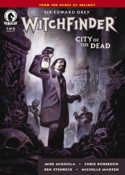 Witchfinder: City of the Dead (2016)