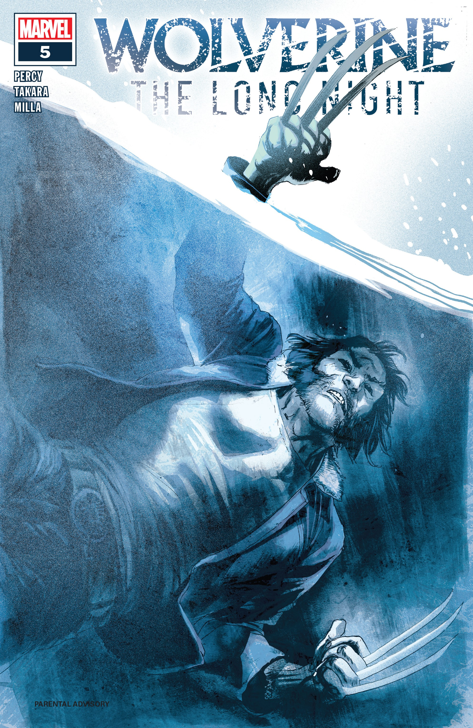 Wolverine: The Long Night Adaptation (2019-): Chapter 5 - Page 1