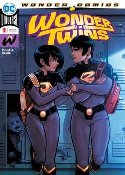 Wonder Twins(2019-)