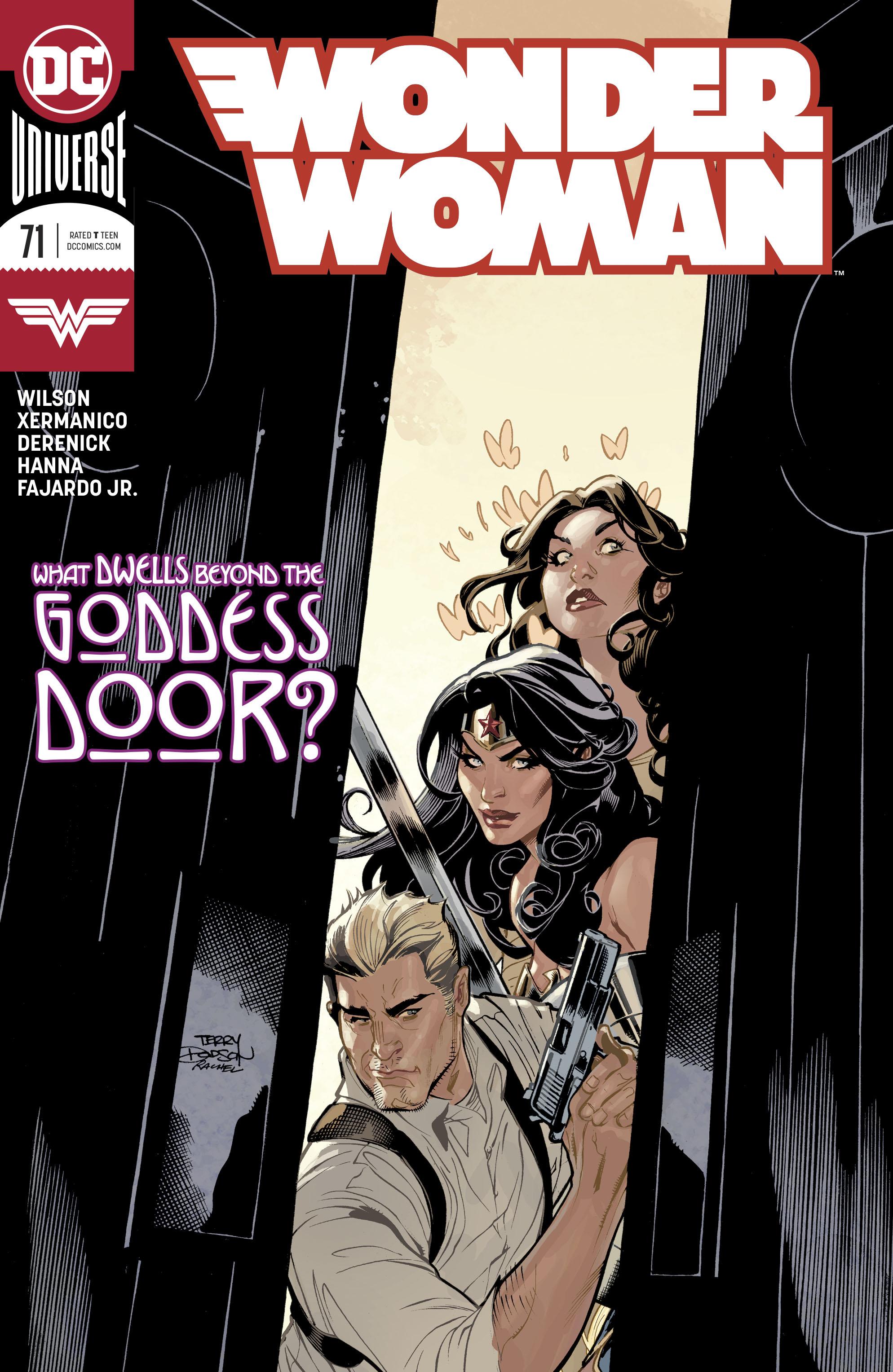 Wonder Woman (2016-): Chapter 71 - Page 1