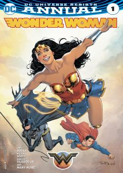 Wonder Woman Annual (2016-)