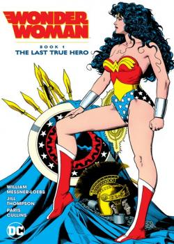 Wonder Woman Book 1: The Last True Hero (2020)