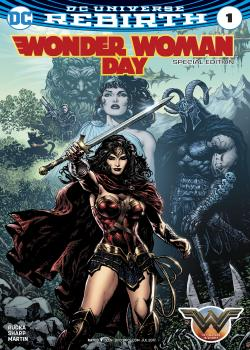 Wonder Woman Day Special Edition (2017)