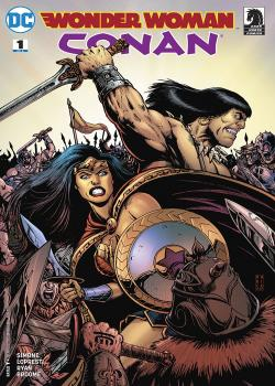 Wonder Woman/Conan (2017-)