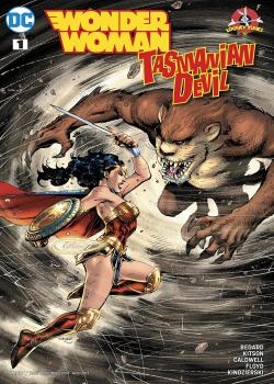 Wonder Woman/Tasmanian Devil Special (2017)