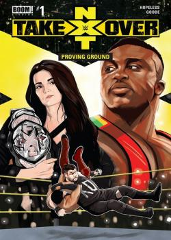 WWE: NXT Takeover: Proving Ground (2018)