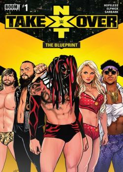 WWE: NXT Takeover: The Blueprint (2018)