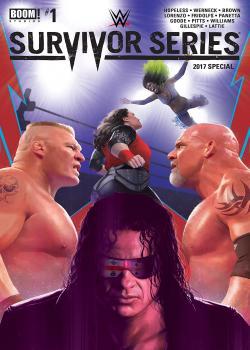 WWE幸存者系列2017特别