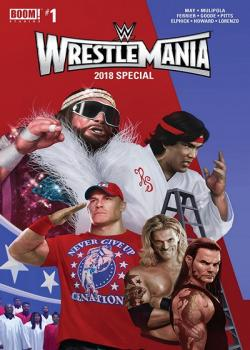 WWE WrestleMania 2018 Special