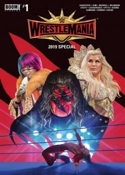 WWE Wrestlemania 2019特别