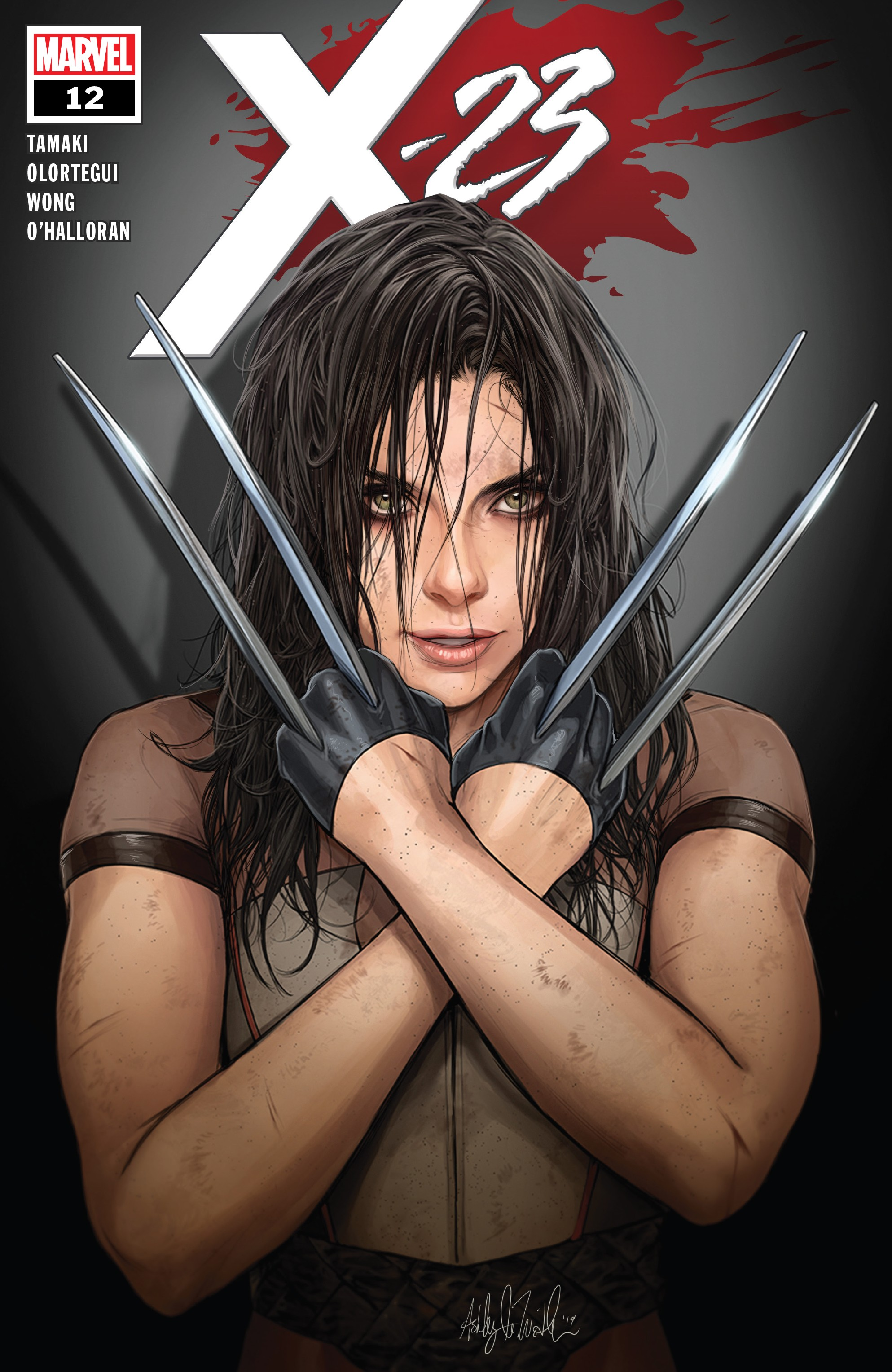 X-23 (2018-): Chapter 12 - Page 1