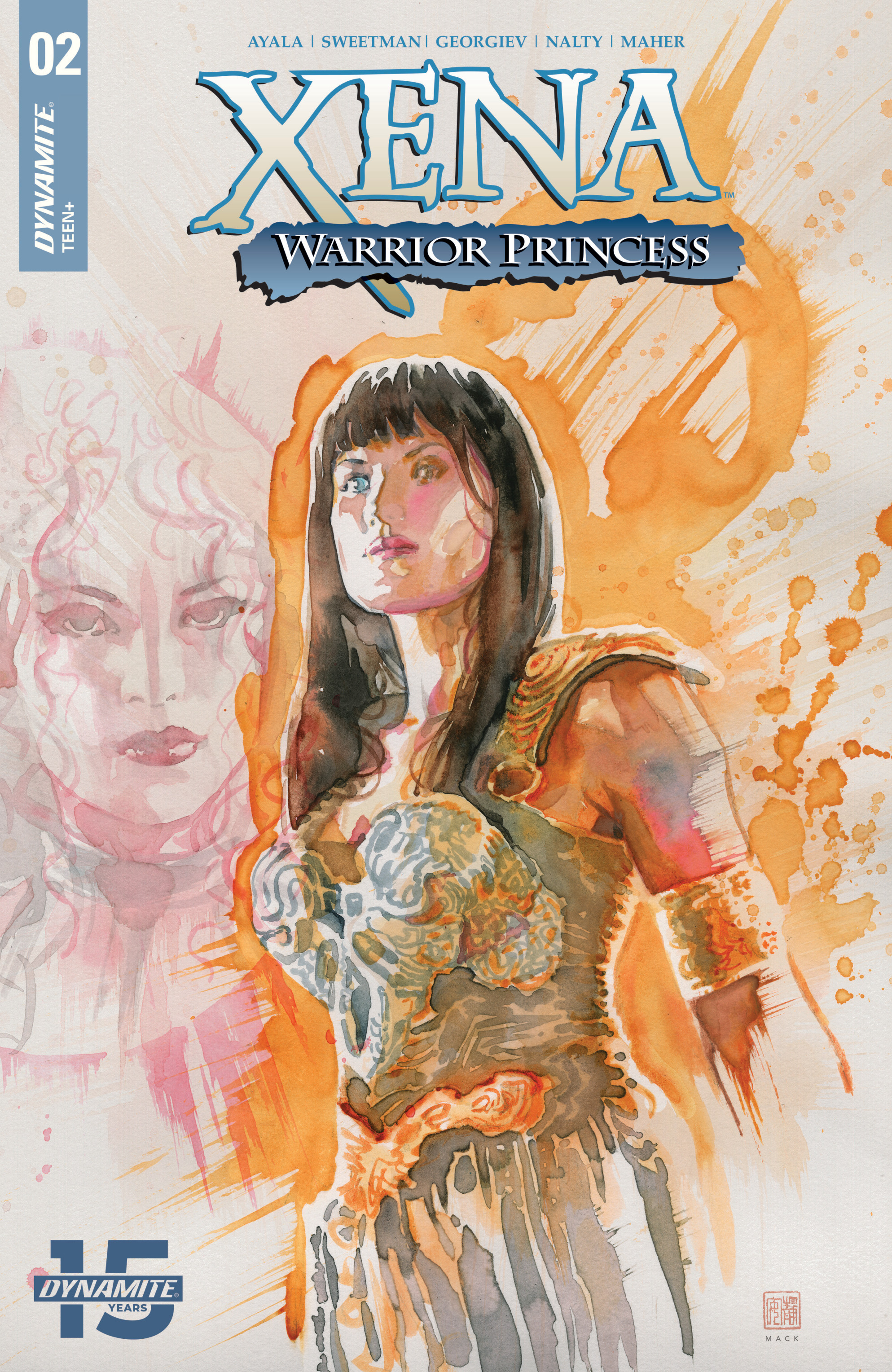 Xena: Warrior Princess (2019-): Chapter 2 - Page 1