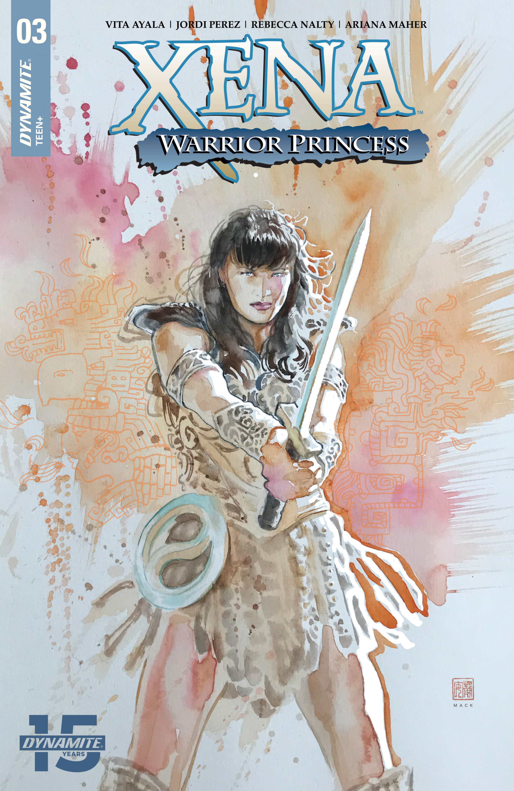 Xena: Warrior Princess (2019-): Chapter 3 - Page 1
