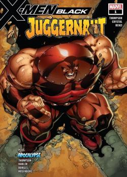 X-Men: Black - Juggernaut (2018)