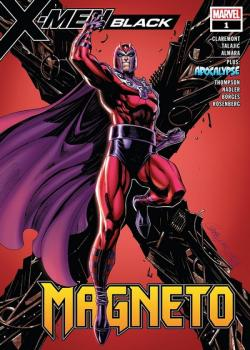 X-Men: Black - Magneto (2018)