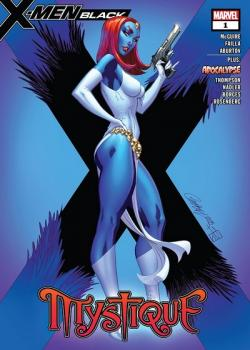 X-Men: Black - Mystique (2018)